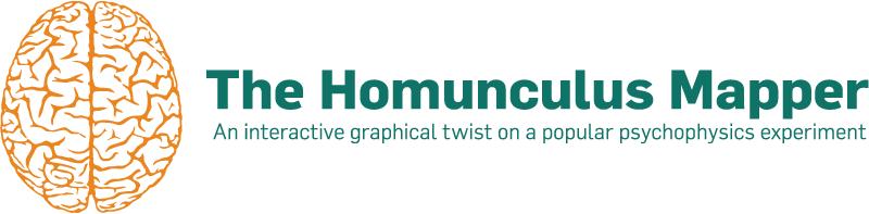 The Homunculus Mapper